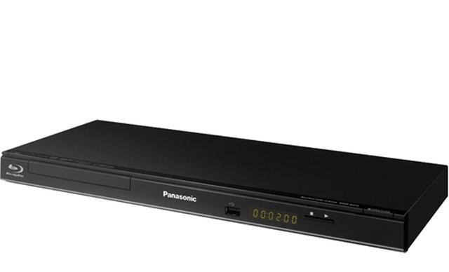 Panasonic DMP-BD75 - prezentacja odtwarzacza Blu-ray