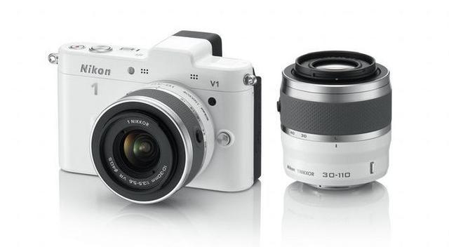Aparat Nikon 1 V1 - mnogość funkcji i świetne zdjęcia