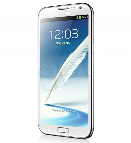SAMSUNG GALAXY NOTE II N7100 WHITE