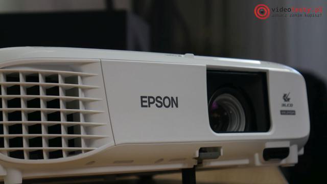 Lewy bok Epson EB-U05