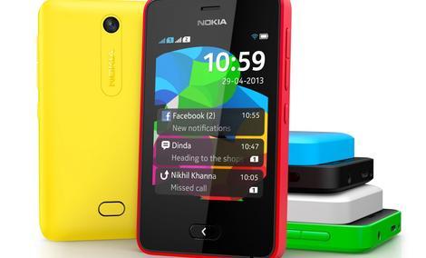 Nokia przedstawia telefon Nokia Asha 501