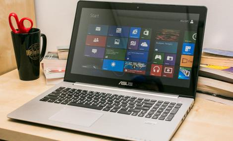 ASUS VivoBook S500CA - dotykowy, 15-calowy notebook