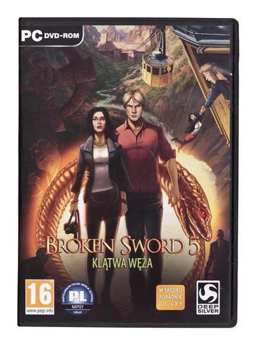 Broken Sword V Klątwa Węża
