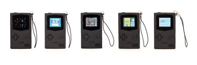 Urządzenie pozwoli zagrać w klasyki sprzed 20 lat.