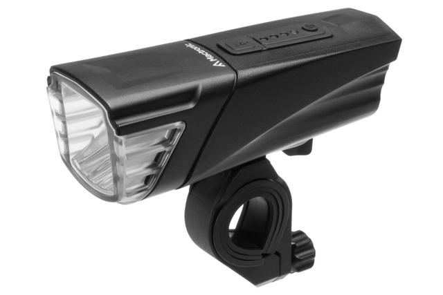 Mactronic Tripper - połączenie lampy rowerowej z power bankiem
