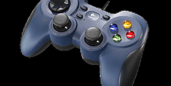 Recenzja Logitech Gamepad F310 - Pad Dla Mało Wymagających Graczy