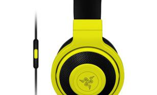 Razer Kraken Mobile Neon Yellow Headset