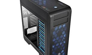 Thermaltake Core V71 Big Tower USB3.0 Window (1x140mm 3x200mm), czarna