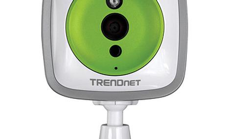 TRENDnet TV-IP743SIC - Monitoring Dziecka z Dowolnego Miejsca