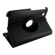 4World Etui ochronne/Podstawka do Galaxy Tab 2, Rotary, 7'', czarne