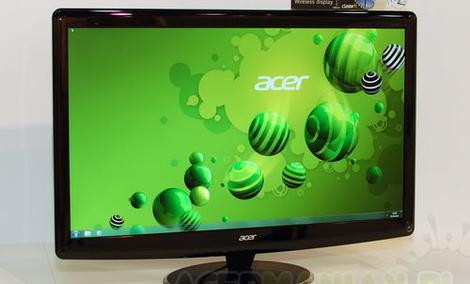Monitor Acer DW271HL WiView - Podłącz, udostępniaj i oglądaj