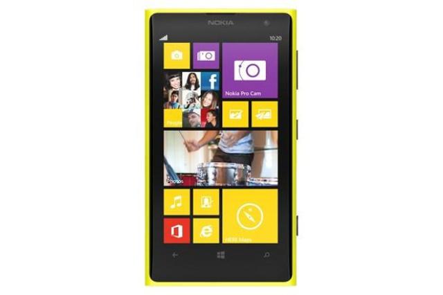 Nokia Lumia 1020 fot1