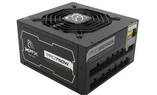 XFX Black Edition XTR 750W Full Modular (80+ Gold, 4xPEG, 135mm, Single Rail)