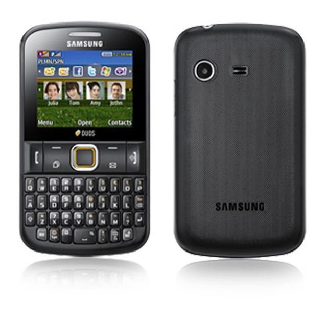 Czatuj z nowym Samsung Ch@t 222
