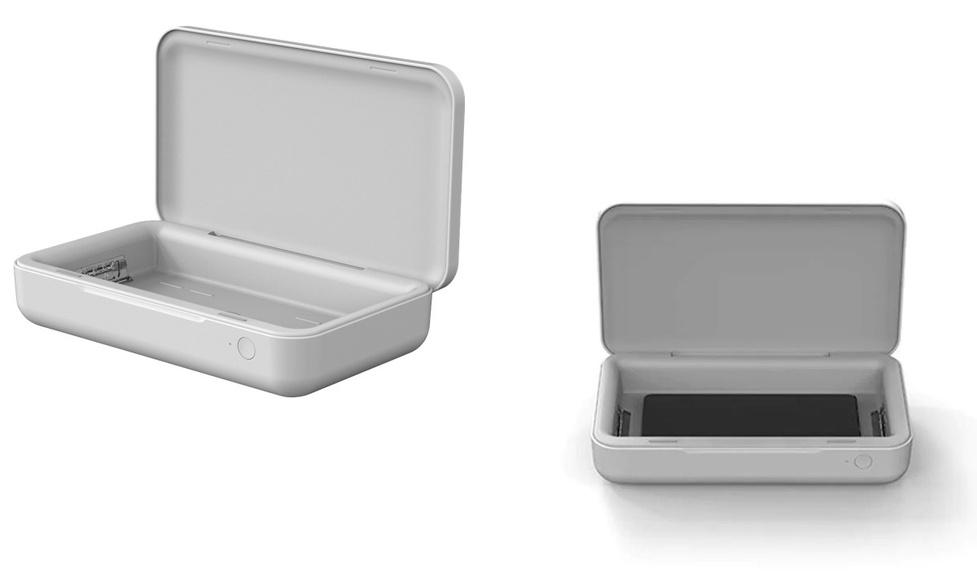 Nowa ładowarka Samsunga zdezynfekuje smartfona