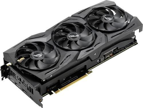 Asus GeForce ROG-STRIX RTX 2080, 8GB GDDR6, 2xDP, 2x HDMI, USB-C