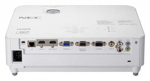 NEC V302X DLP XGA 3000lm 10000:1, HDMI, RS-232, RJ45