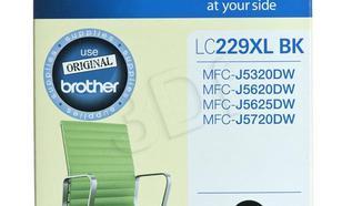 BROTHER Tusz Czarny LC229XLBK=LC-229XLBK, 2400 str.