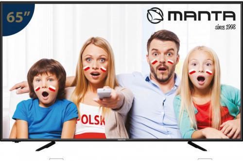 "Manta 65"" TV LUA58L - KABEL HDMI GRATIS!"