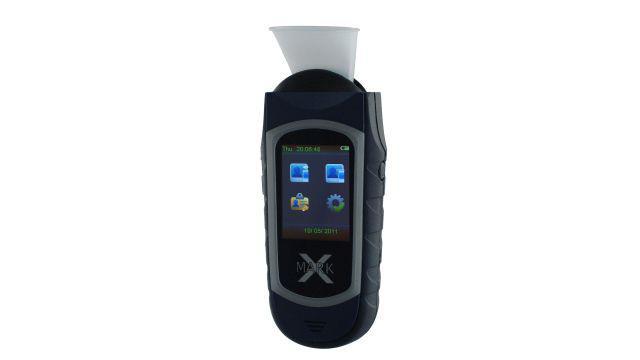 C4 Development Alcovisor Mark X+ oferuje dwa tryby pomiaru