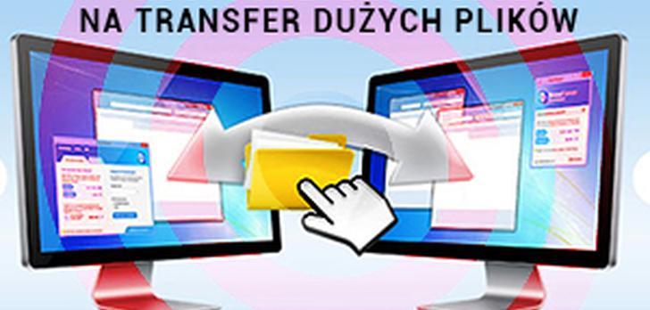 Prosty i Szybki Sposób Na Transfer Dużych Plików!