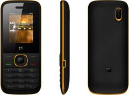 ZTE R528 Czarno-Żółty