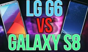 Porównanie Samsung Galaxy S8 Plus vs Lg G6 - Który lepszy!