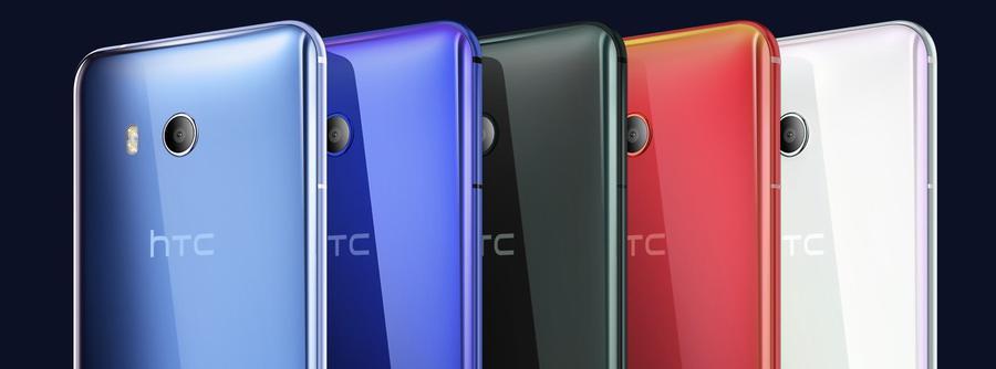 HTC U11 to przedstawiciel starej szkoły designu