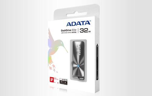 A-Data Dashdrive Elite UE700 32GB USB3.0 Aluminium 190MB / 50MB