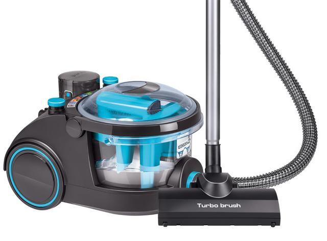 MPM Bora 2 MOD-09 - odkurzacz wodny idealny dla alergików