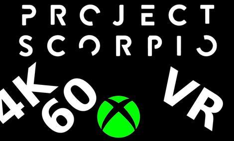 Project Scorpio - Natywne 4K i 60 FPS!