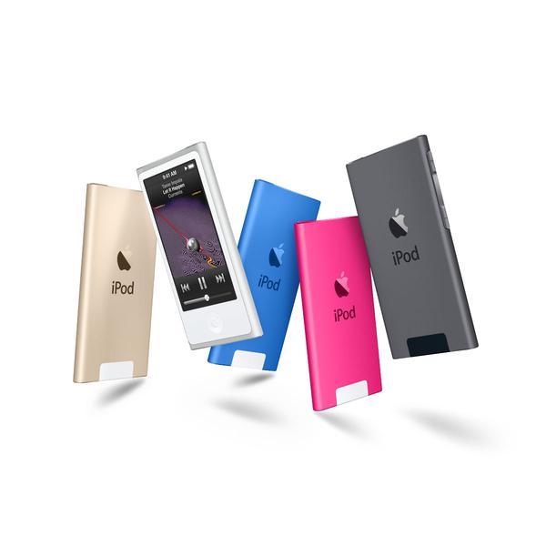 Apple iPod Nano (7 generacja) 16GB