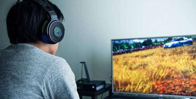 Razer Tresher Ultimate - Zestaw Słuchawkowy Dla Konsolowych Graczy