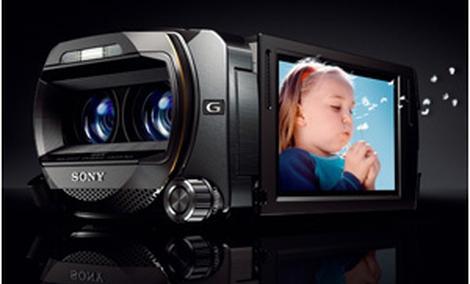 Sony Handycam HDR-TD10E - kamera nagrywająca w 3D