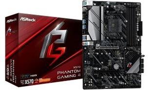 ASrock X570 Phantom Gaming 4 - RATA GRATIS I W TYM ROKU NIE PŁACISZ