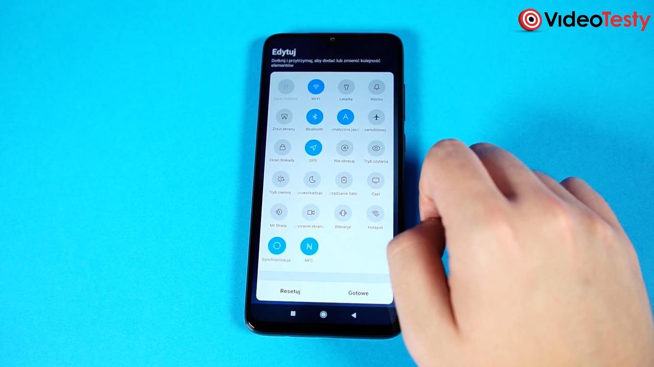 Redmi Note 8 Pro bryluje pod względem mnogości opcji