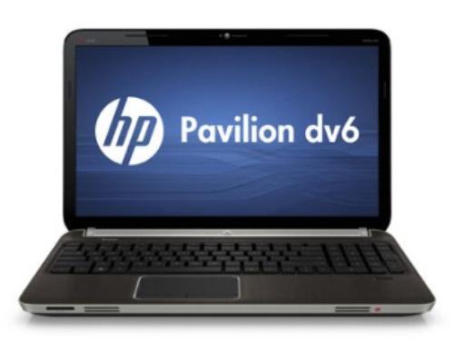 HP DV6-6010SW
