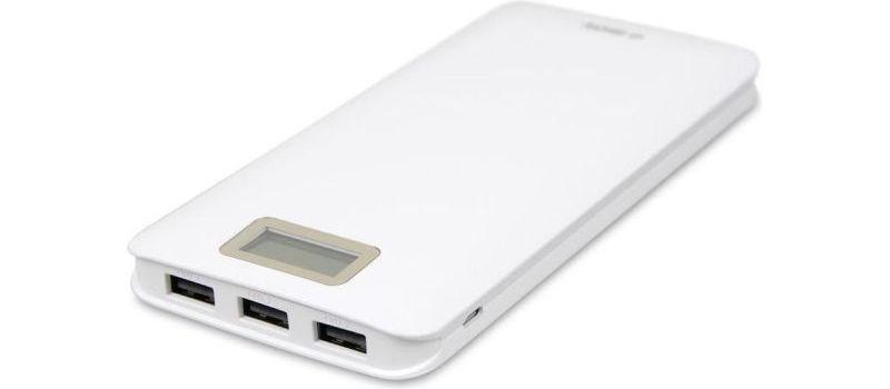 I-Box 12000mAh (IPB05) pozwoli ładować do trzech urządzeń jednocześnie