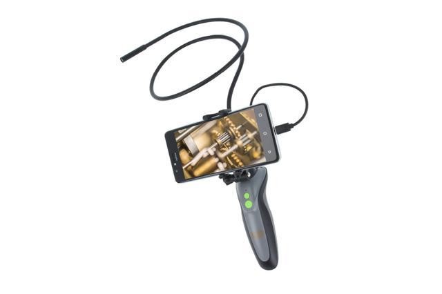 Kamera EC-1 sprawdzi się przy majsterkowaniu czy inspekcji urządzeń.
