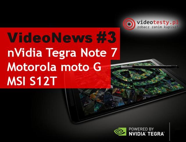 VideoNews #3 - tygodniowy przegląd wiadomości ze świata IT