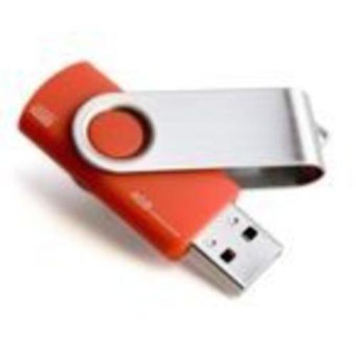 GoodRam Twister 16GB USB 2.0 Czerwony