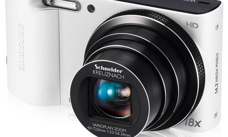 Samsung Smart Foto WB150F - inteligentny kompakt dla podróżników