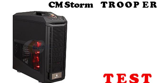 CM Storm Trooper TEST Obudowy dla Graczy [TEST]