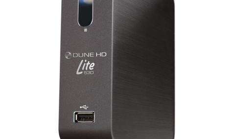 HD Lite 53D - Mini centrum – maxi rozrywki od HDI Dune