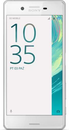 Sony Xperia X F5121 32GB Biały (1303-0694)