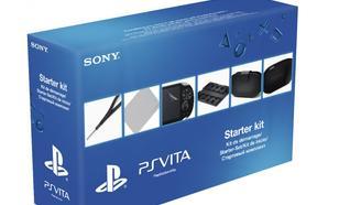 Sony PS VITA Zestaw startowy 9296614