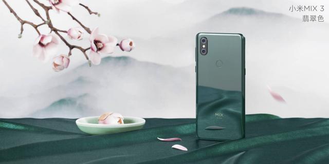 Xiaomi Mi Mix 3 tyl