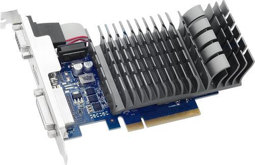 Asus GeForce GT 710 2GB DDR3 (64 bit) DVI, HDMI, D-Sub (710-2-SL)
