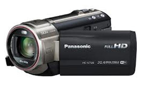Panasonic HC-V720 - popularna kamera Full HD