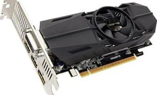 Gigabyte Gigabyte GeForce GTX 1050 OC Low Profile 3G, 3GB GDDR5,